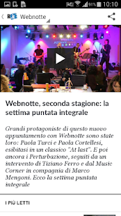 la Repubblica.it - screenshot thumbnail