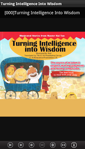 Turning Intelligence into Wis.