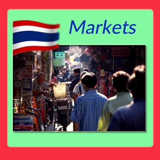 Bangkok Shopping Markets