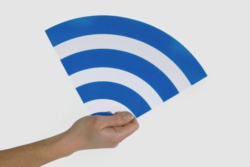 分享免費的WiFi
