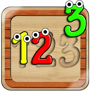Kids Shape Sorter: Numbers for PC and MAC