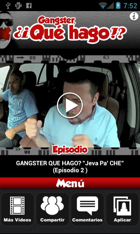 Gangster, ¿Qué Hago? - screenshot
