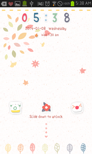 November go locker theme