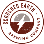 Logo for Scorched Earth Brewing Company