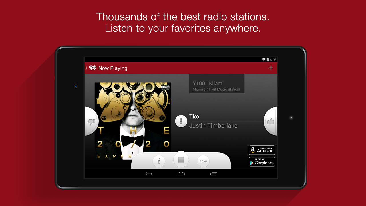 iHeartRadio – Internet Radio - screenshot