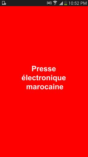 Moroccan Press