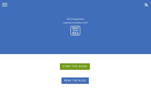 SEO Beginners - screenshot thumbnail