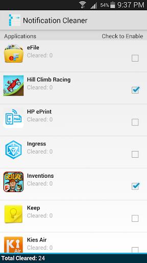 【免費工具App】Notification Cleaner-APP點子