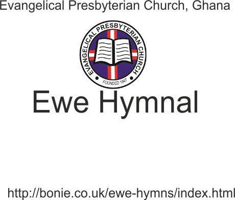EWE HYMNAL