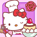 Hello Kitty Coffee Shop icon