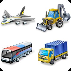 觸摸聲音: 交通工具 休閒 App LOGO-APP開箱王