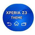 Xperia Z3 Theme Dark CM11/PA icon