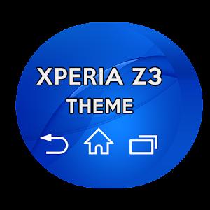 Xperia Z3 Theme Dark CM11/PA