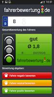 Screenshot of fahrerbewertung.de