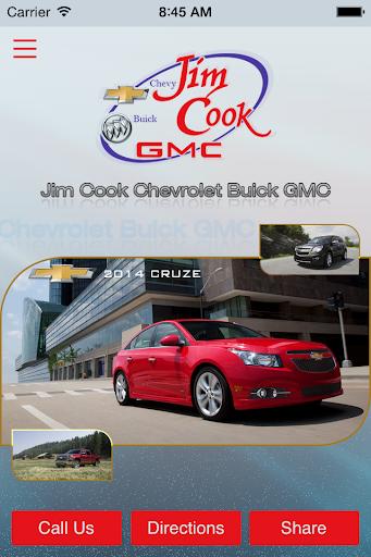 Jim Cook Chevrolet Buick GMC