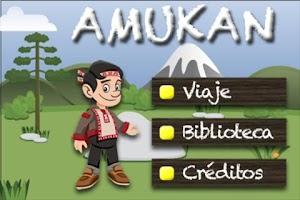 Screenshot of AMUKAN