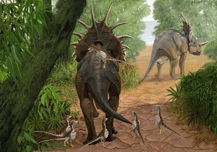 恐龍的遊戲