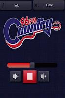 Screenshot of 96Country