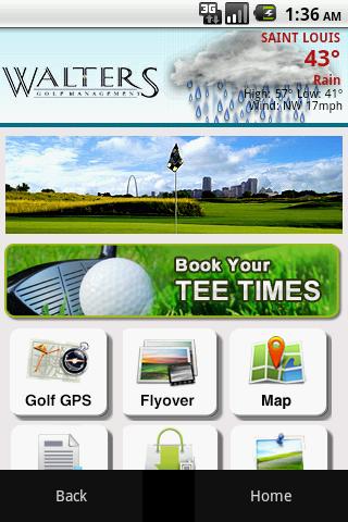 Walters Golf Management
