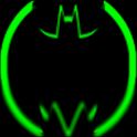 Green Batcons Launcher Icons icon