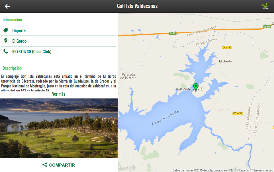 Norte de Extremadura- screenshot