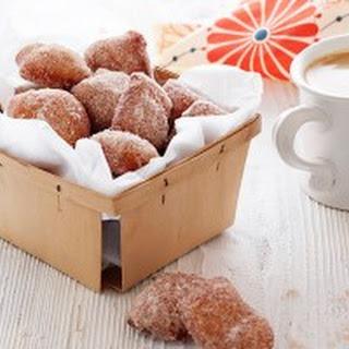 Cinnamon-Spiced Doughnuts