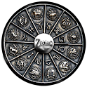 3D Zodiac Pendant Wallpaper icon