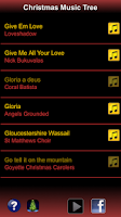 Screenshot of Christmas Music Songs 2015