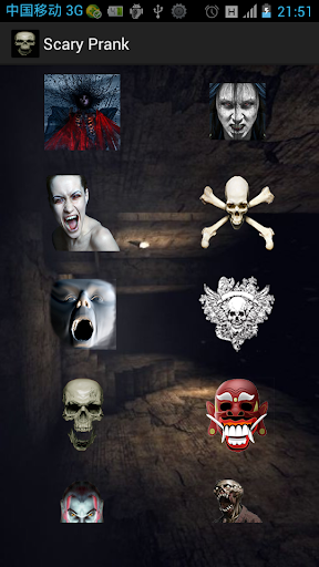 Scary Prank Halloween