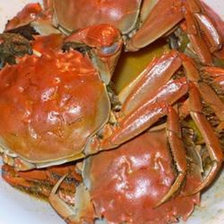 Steamed Crabs Recipe