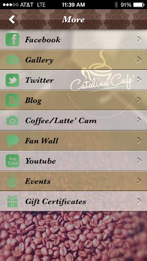 【免費商業App】Catalina Cafe-APP點子
