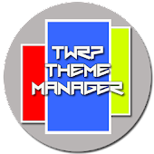TWRP Theme Manager (Donate)