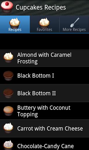 Cupcake Recipes