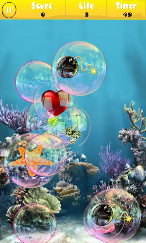 Bubble Burst- screenshot