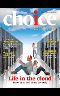 CHOICE Computer Magazine - screenshot thumbnail