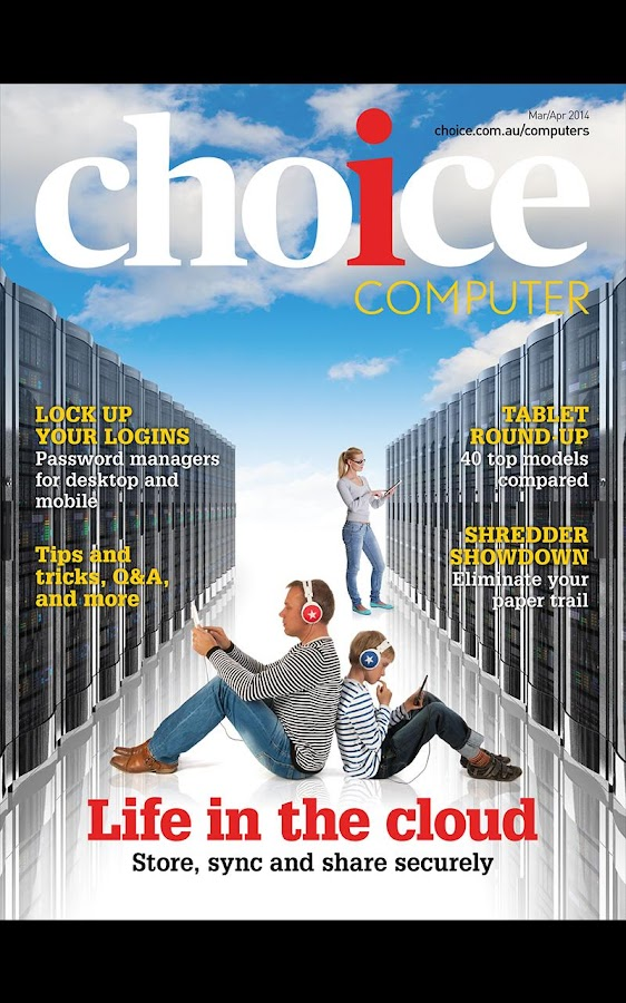 CHOICE Computer Magazine - screenshot