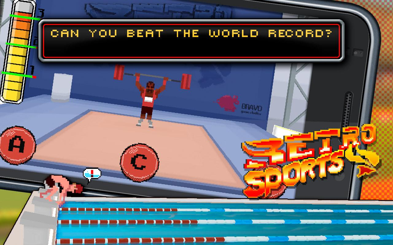 Retro Sports - screenshot