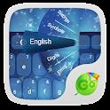 Blue Dreams Keyboard icon