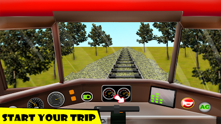 Train Driving Simulator Pro 2D 1.6 screenshot 124122