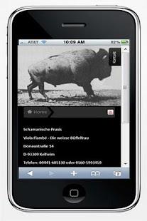 Die weisse Büffelfrau - screenshot thumbnail