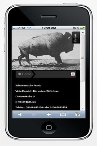 Die weisse Büffelfrau - screenshot