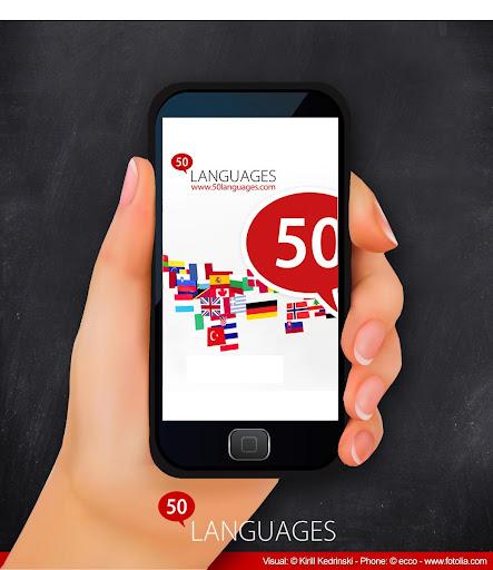 英语 50种语言