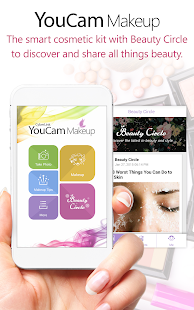 YouCam Makeup -Makeover Studio - screenshot thumbnail