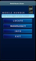 Screenshot of New Mobile Number Locator