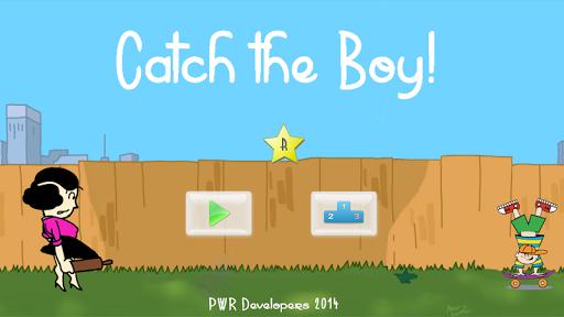 Catch the Boy Infinite Runner