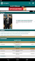 Screenshot of Coastal Carolina University
