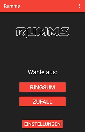 Rumms - Das Partyspiel