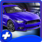 Ultimate City Car Parking HD icon