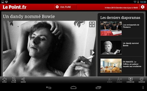 Le Point - screenshot thumbnail