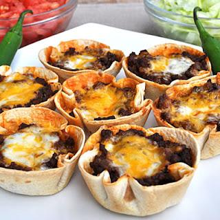 Muffin Tin Tacos